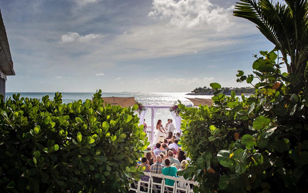 Danielle & Joey – Ocean Key Resort Wedding
