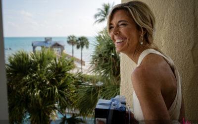 Kim & Frank – A Key West Wedding at the Reach Resort